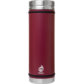 MIZU V7 - Recipientes para bebidas - with V-Lid 700ml rojo